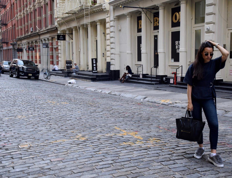 Downtown Strollin'